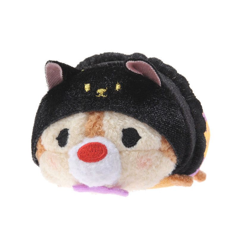 Dale Tsum Tsum mini S Halloween 2016 Black Cat Disney Store Japan