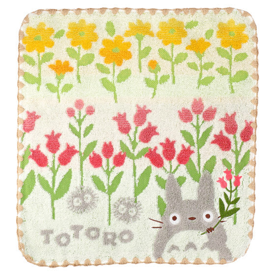 My Neighbor Totoro Hand Towel Wildflower Studio Ghibli Japan