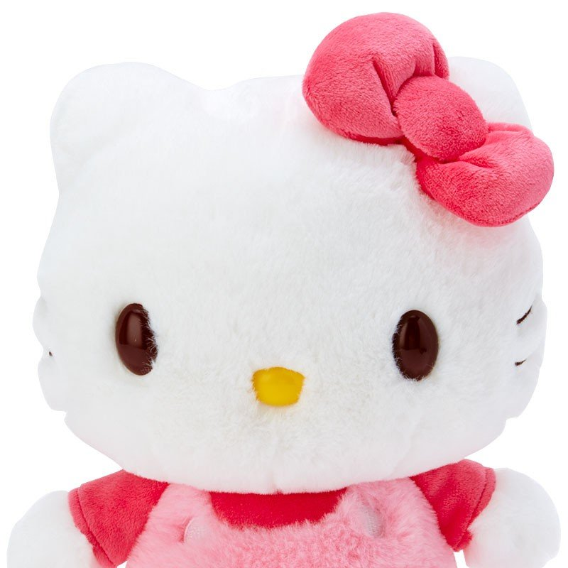 Hello Kitty Plush Doll M Howahowa Healing Sanrio Japan