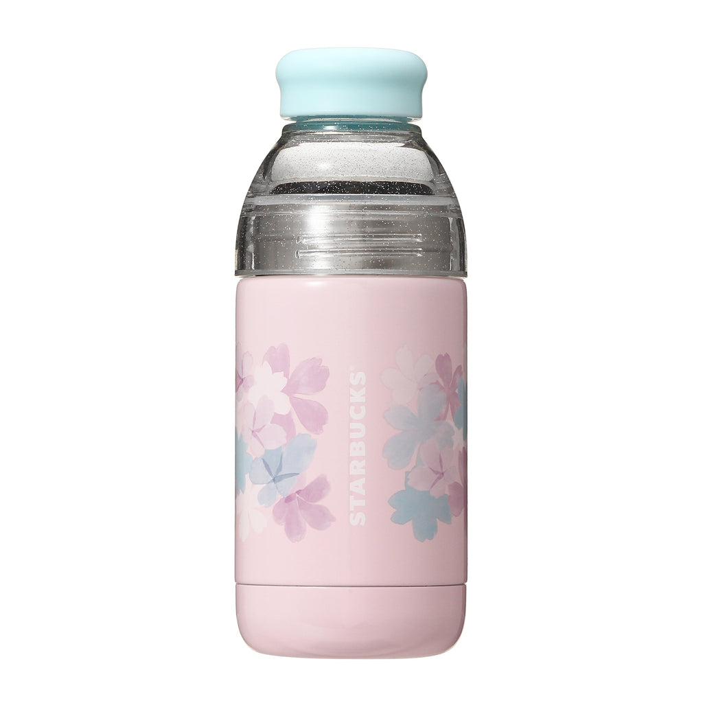 Stainless Bottle Bright Tumbler SAKURA 2020 Starbucks Japan Spring Misty-Rain