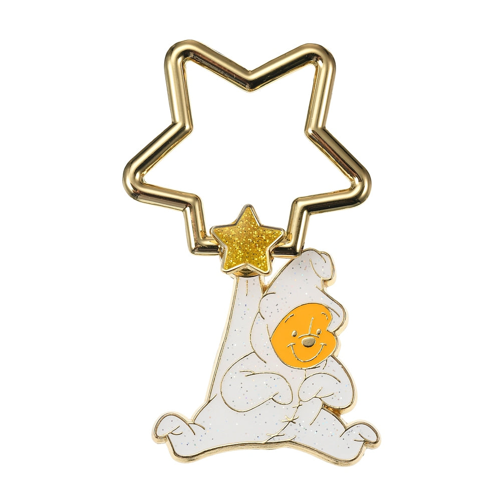 Winnie the Pooh Smartphone Ring The Wishing Bear Disney Store Japan
