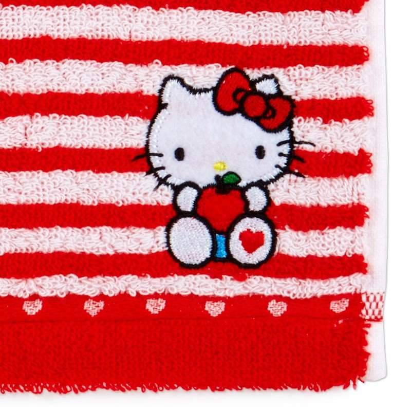 Hello Kitty mini Towel Mix Sanrio Japan