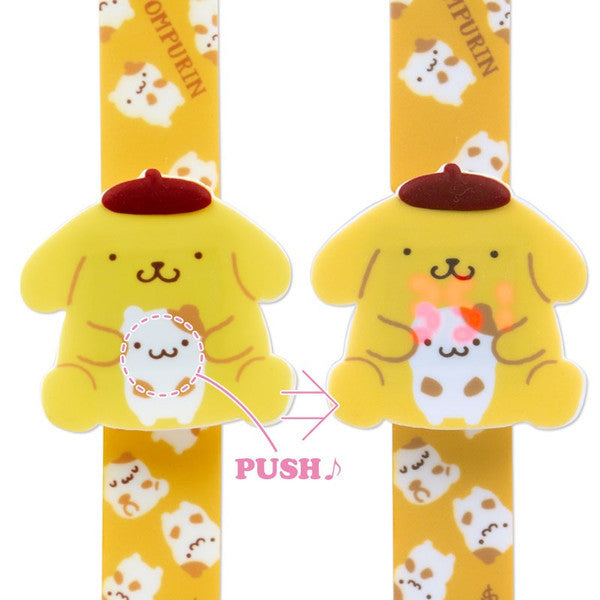 Pom Pom Purin Digital Silicone Watch Sanrio Japan