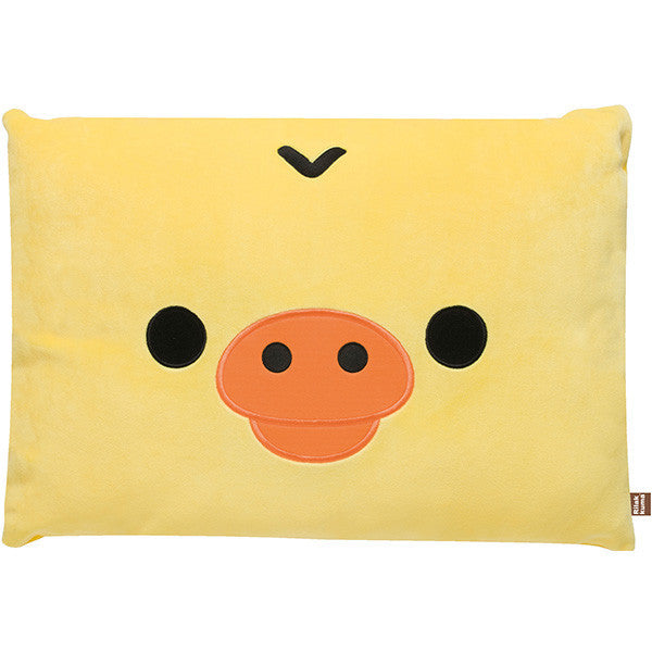 Kiiroitori Yellow Duck Cushion Super Soft Mocchi- San-X Japan Rilakkuma