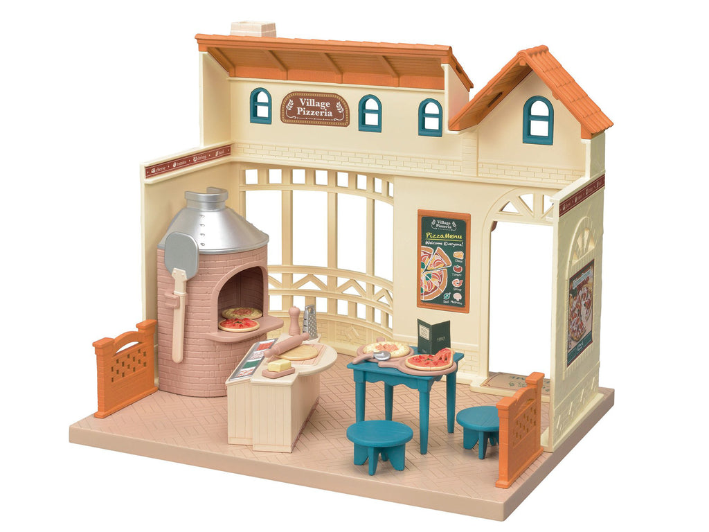 Shop Village Pizzeria Mi-87 Sylvanian Families Japan Calico Critters Epoch