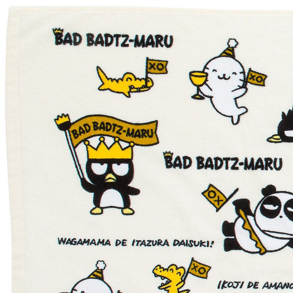 Bad Badtz-Maru Beach Towel Gorgeous birthday Sanrio Japan