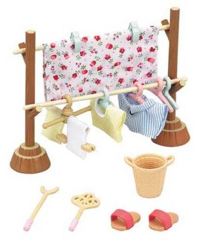 Furniture Drying Set Ka-610 Sylvanian Families Japan Calico Critters