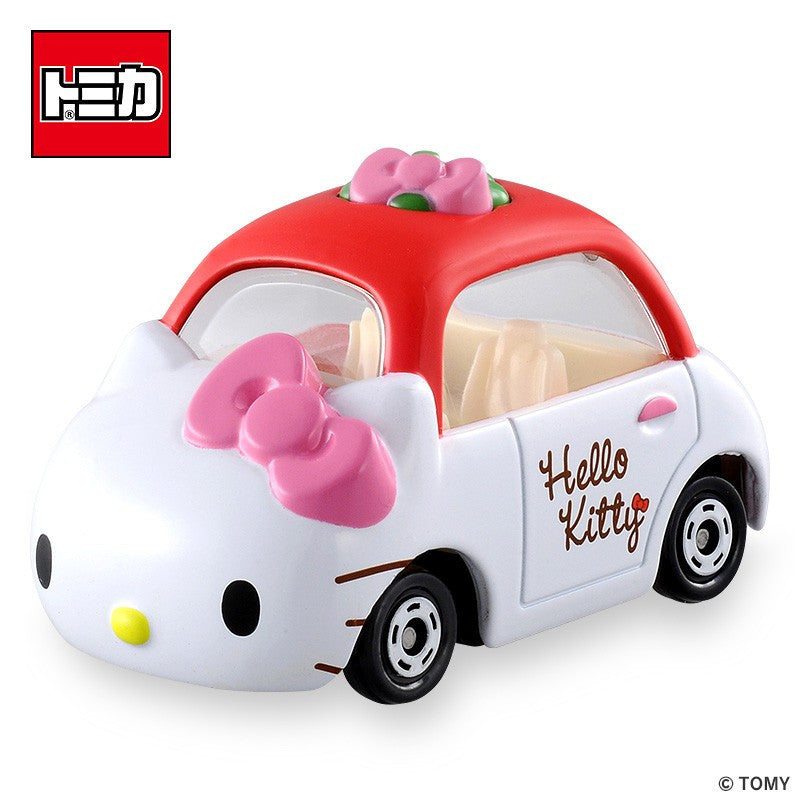 Hello Kitty Tomica Toy Car Dream Sanrio Japan