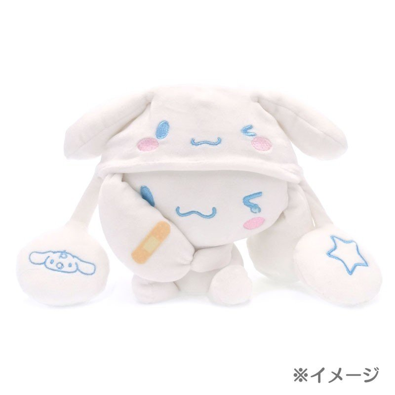 My Melody Ear Move Hat Costume for Plush Munyu Doll Sanrio Japan
