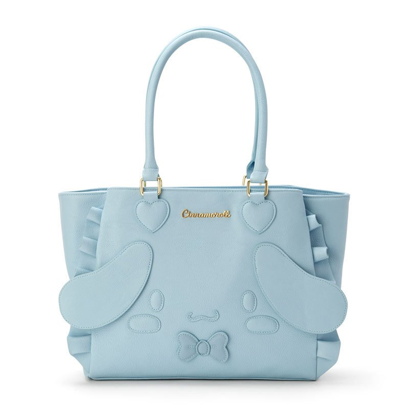 Cinnamoroll Frill Tote Bag Sanrio Japan