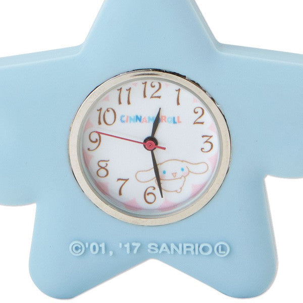 Cinnamoroll Rubber Keychain Watch Sanrio Japan
