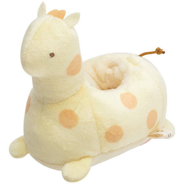 Sumikko Gurashi mini Tenori Plush Doll Giraffe Car Animal Park San-X Japan