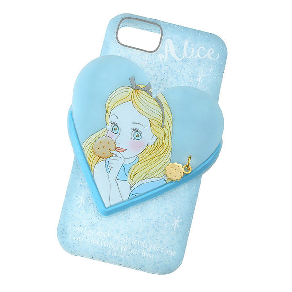Alice in Wonderland iPhone 6 6s 7 8 Case Cover charming Disney Store Japan