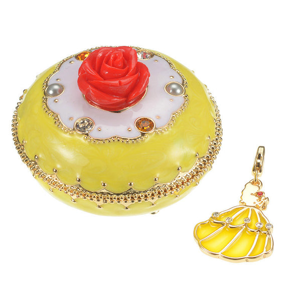 Belle Accessory Case Charm Disney Store Japan Beauty and the Beast