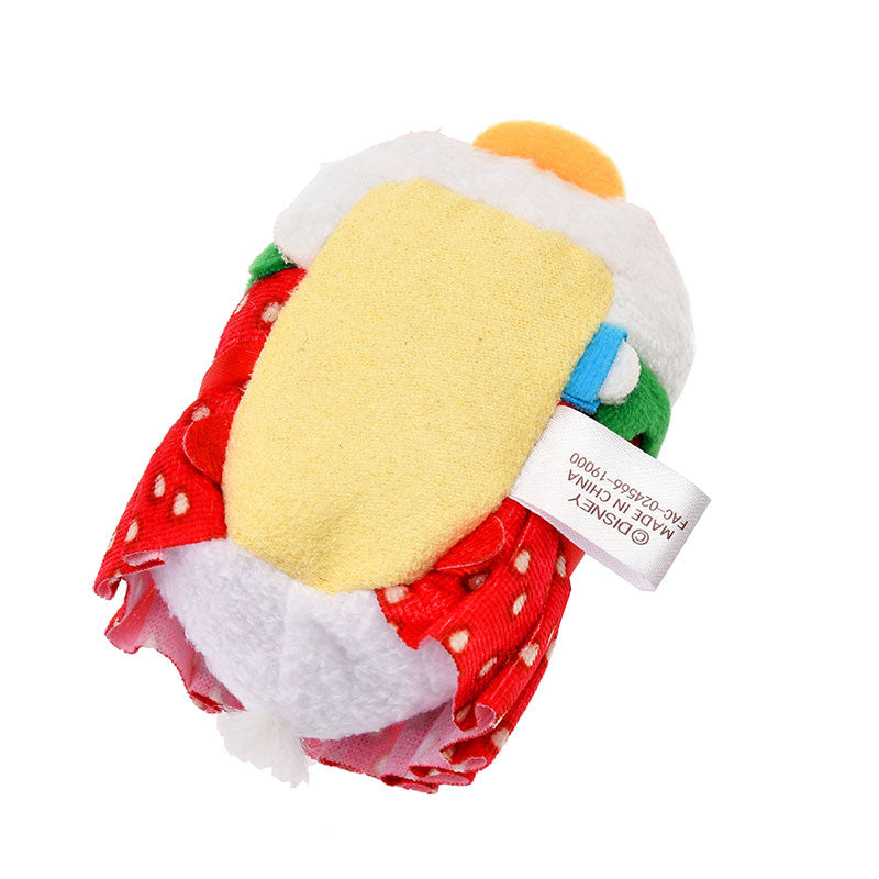 Daisy Tsum Tsum Plush Doll mini S Strawberry Disney Store Japan