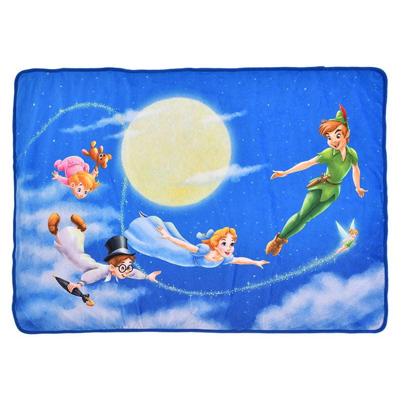 Peter Pan Blanket Disney Store Japan