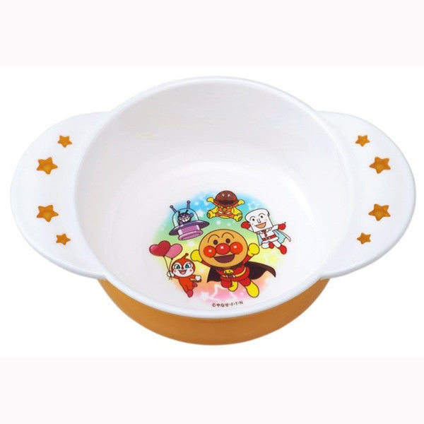 Anpanman Small Bowl Orange Japan Kids Baby