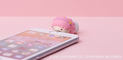 Little Twin Stars Lala CABLE BITE Protection for iPhone Sanrio Japan