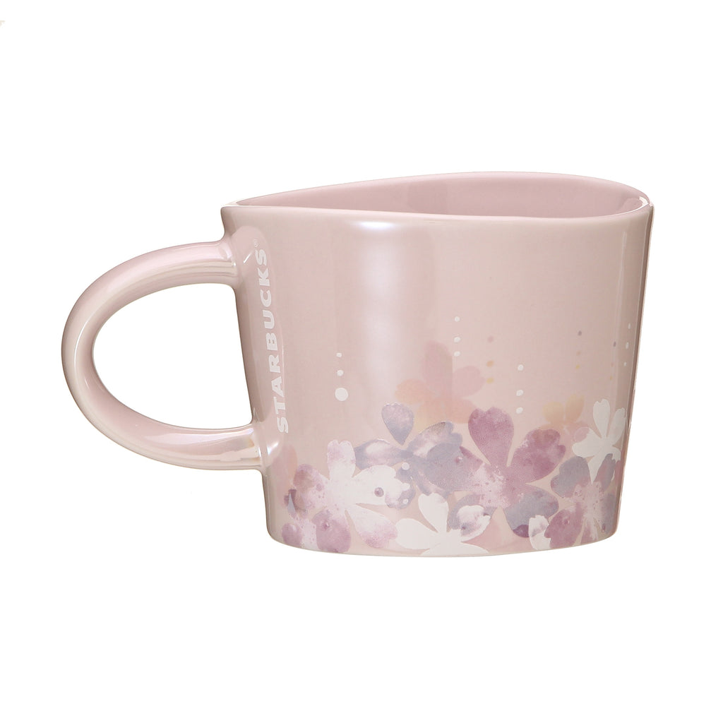 Mug Cup Sparkle 355ml SAKURA 2020 Starbucks Japan Spring Misty-Rain