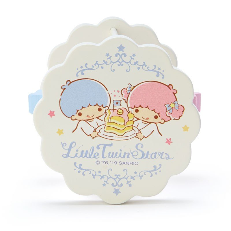 Little Twin Stars Kiki Lala Hourglass Winter Tea Time Sanrio Japan