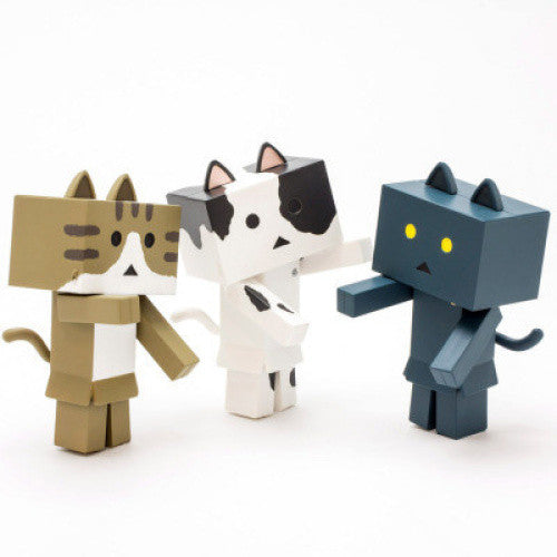 Nyanbo Figure Collection 2 B set Bitter Yotsuba&! DANBO Japan