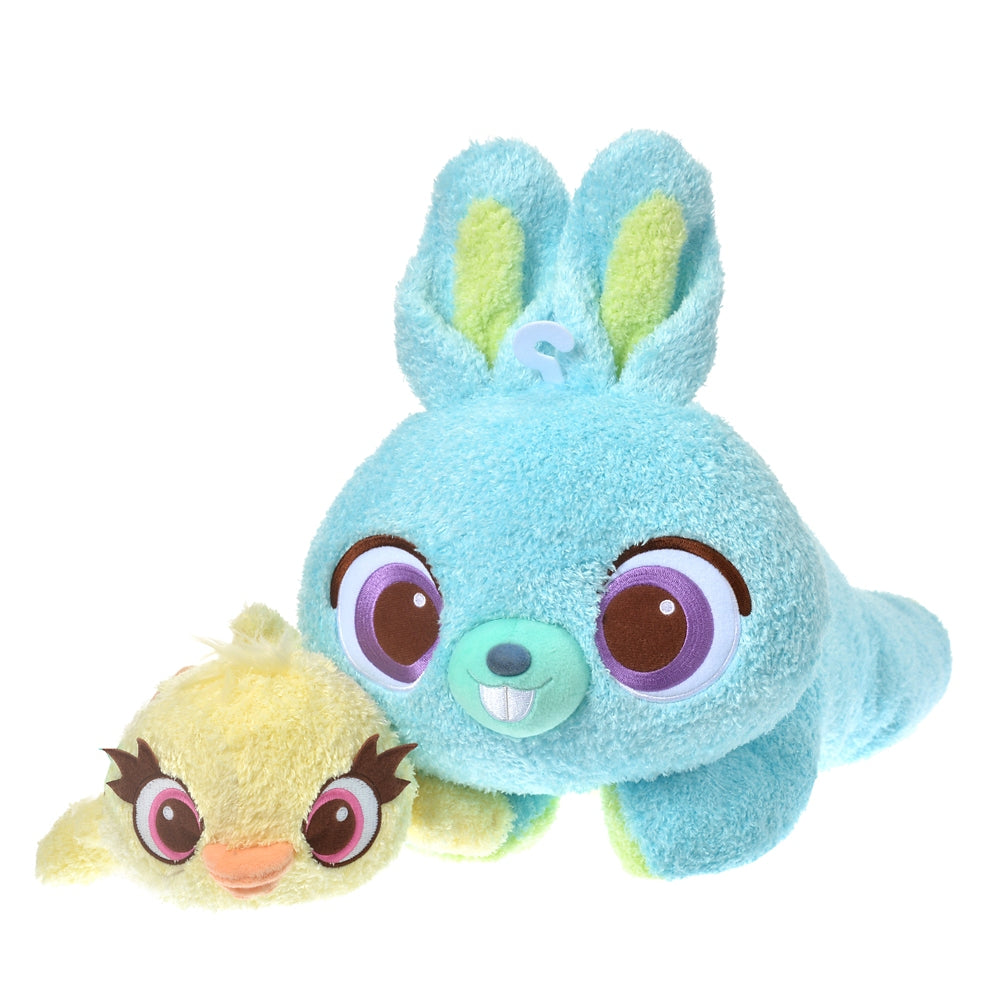 Toy Story Bunny & Ducky Plush Doll Candy Color Disney Store Japan 2021