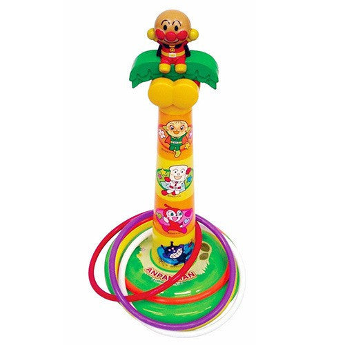 Anpanman Yurayura Swaying Quoits Japan Kids Toy