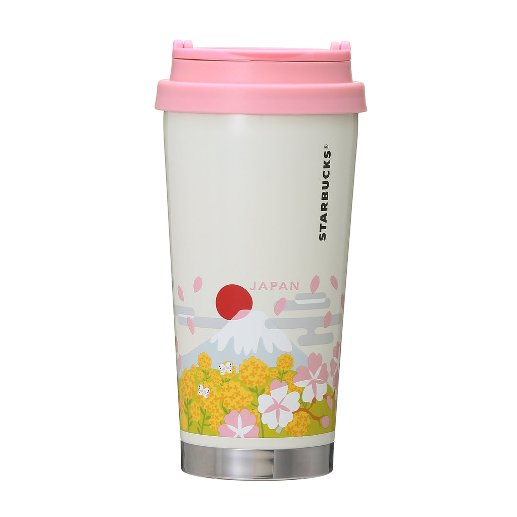 You Are Here Collection Stainless Tumbler Spring Starbucks Japan Sakura 2019