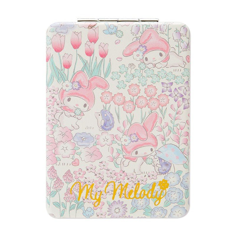 My Melody Folding Mirror Floret Sanrio Japan 2019