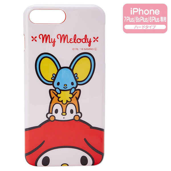 My Melody iPhone 7 6s 6 Plus Hard Case Cover Up Sanrio Japan