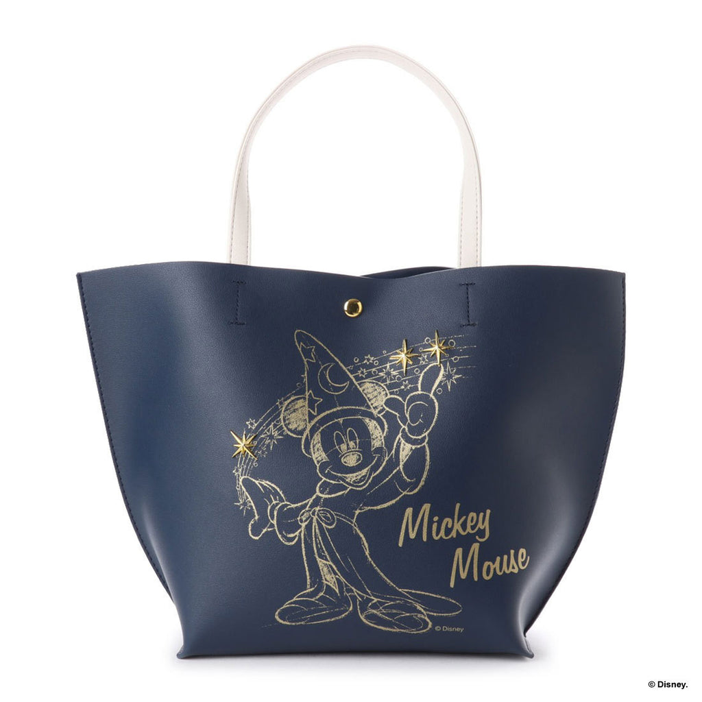 Mickey Tote Bag Navy Star Corolle D23 Disney COLORS by Jennifer sky Japan