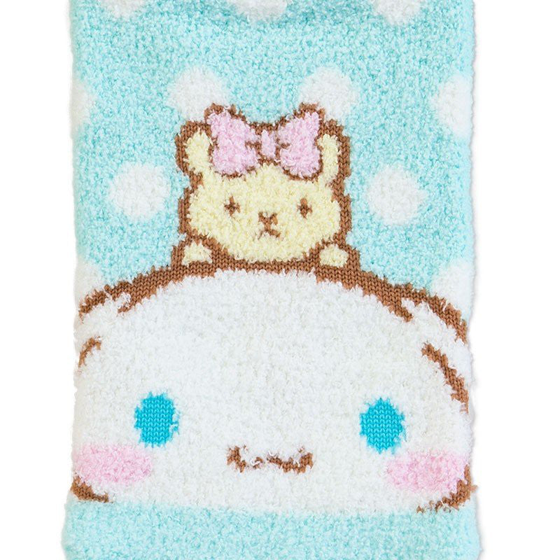 Cinnamoroll Socks Fluffy Dot Sanrio Japan