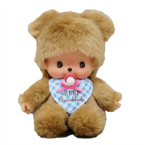 Bebichhichi Doll Bear Monchhichi Japan