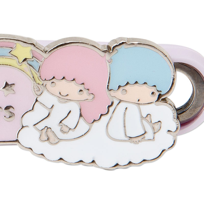 Little Twin Stars Kiki Lala Nail Clipper Ribbon Sanrio Made in Japan