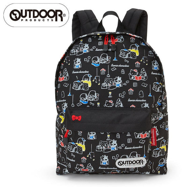Sanrio Characters Backpack Daypack M OUTDOOR Sanrio Japan