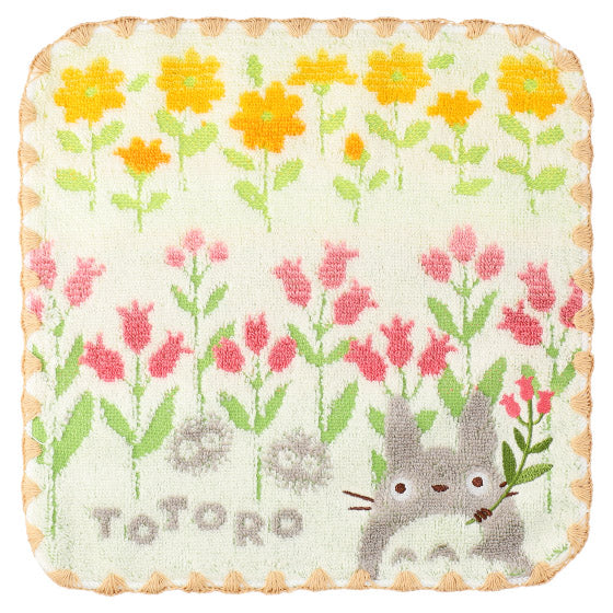 My Neighbor Totoro mini Towel Wildflower Studio Ghibli Japan
