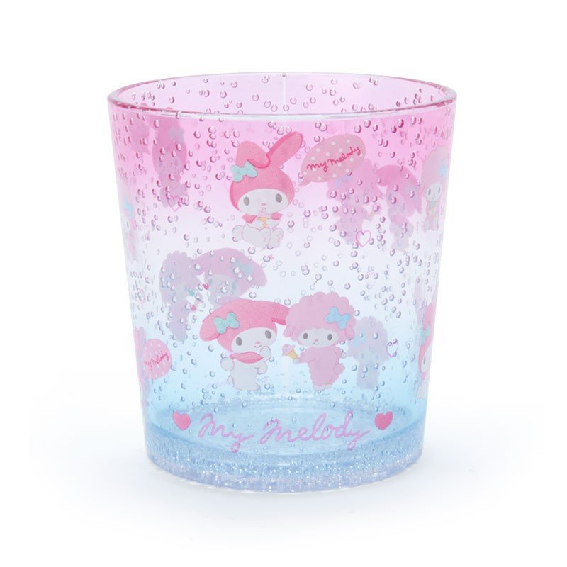 My Melody Plastic Cup Clear Tumbler Sanrio Japan