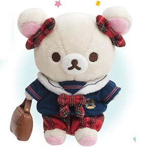 Korilakkuma Plush Doll 11th Anniversary San-X Japan Rilakkuma Store Limit