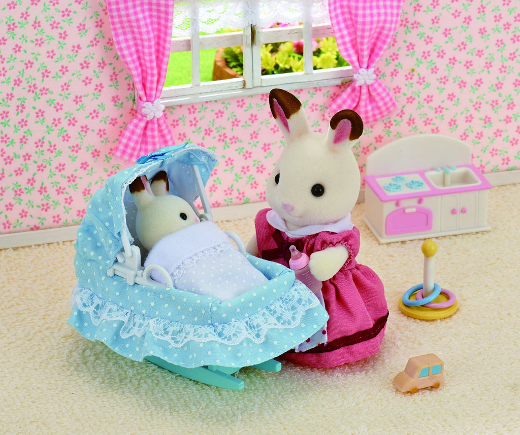 Furniture Cradle Ka-204 Sylvanian Families Japan Calico Critters