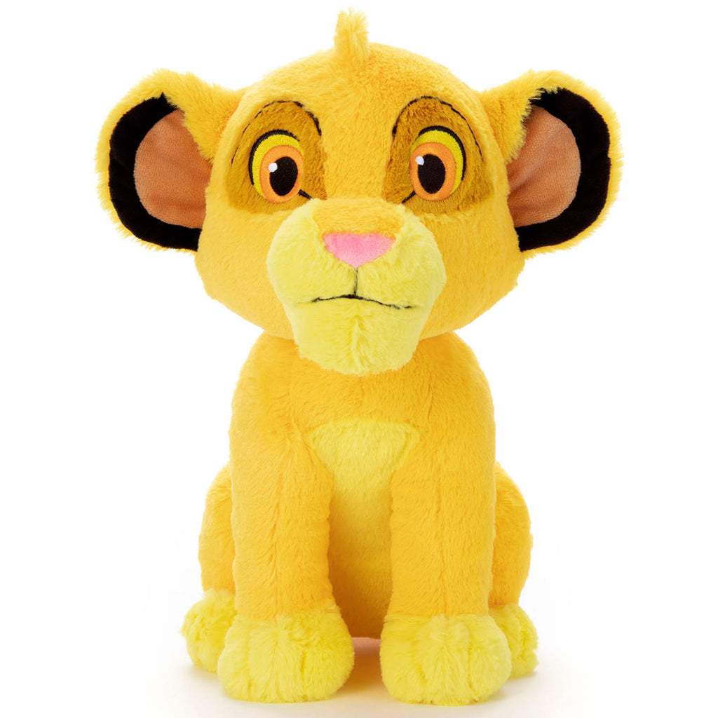 Lion King Simba Plush Doll M Disney Takara Tomy Japan