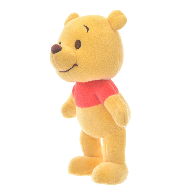 Winnie the Pooh nuiMOs Plush Doll Disney Store Japan