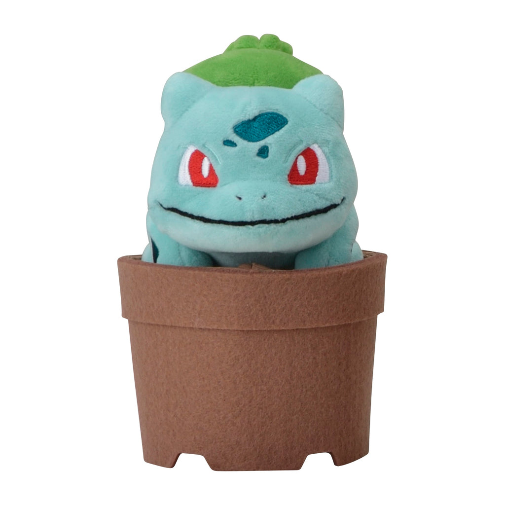 Bulbasaur Fushigidane Plush Doll Pokemon Grassy Gardening Japan Center