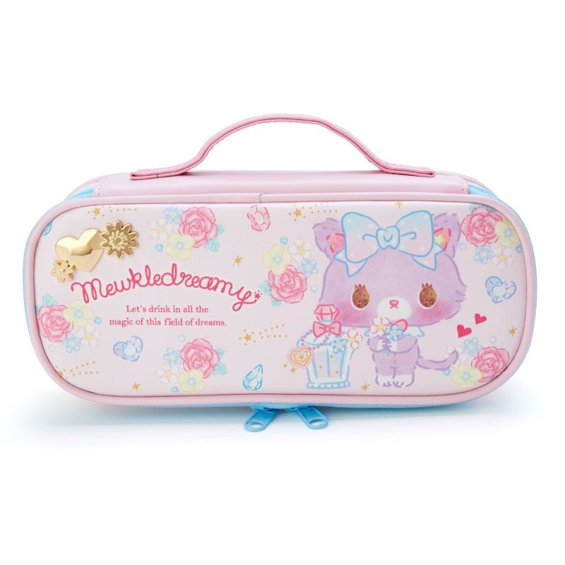 Mewkledreamy Pen Case Pencil Pouch Perfume Sanrio Japan