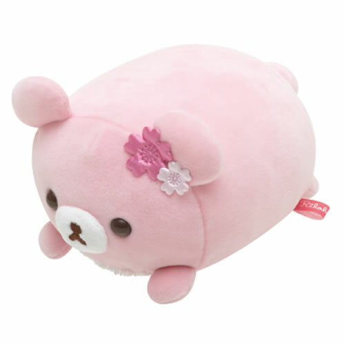Chairoikoguma Super Soft Mochi Plush Doll San-X Japan Sakura Rilakkuma Limit
