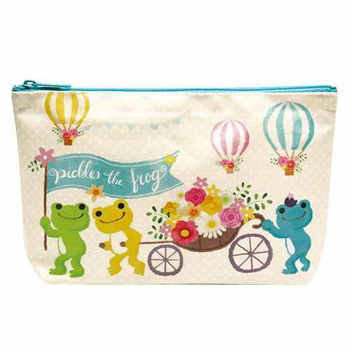 Pickles the Frog Pouch Parade Japan PC-PO022