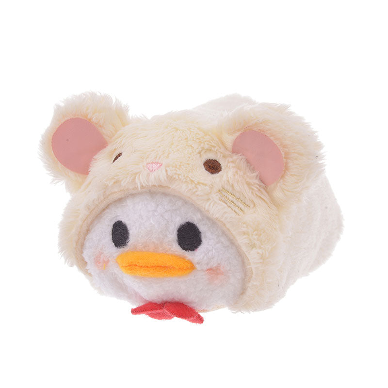 Donald Tsum Tsum Plush Doll mini S Mouse Disney Store Japan New Year