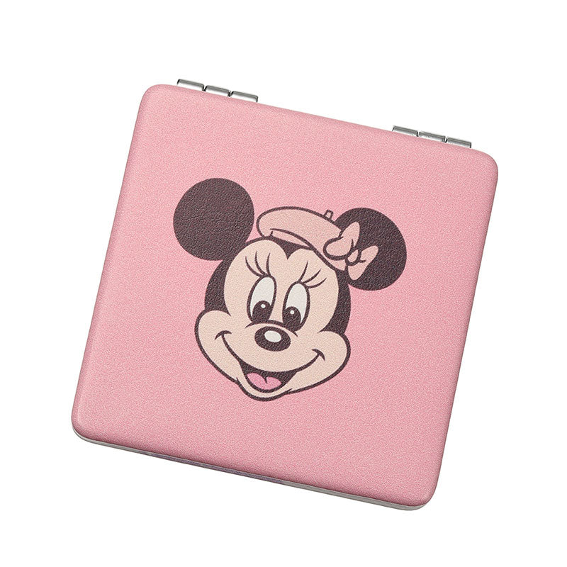 Minnie Hand Mirror Play with Color Disney Store Japan