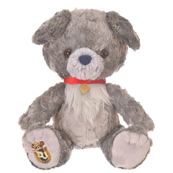 UniBEARsity Notte Tramp Plush Doll Disney Store Japan