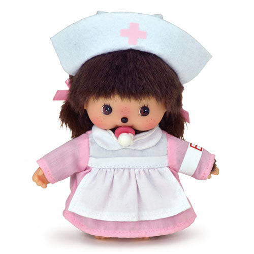 Bebichhichi Doll Retro Nurse Monchhichi Japan