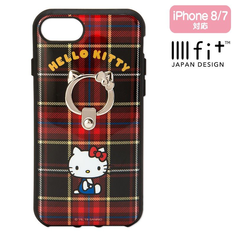 Hello Kitty iPhone 7 8 Case Cover IIIIfi+ Sanrio Japan 2019